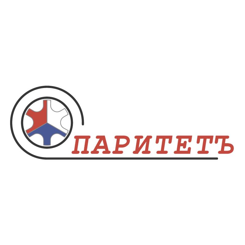 Paritet vector logo
