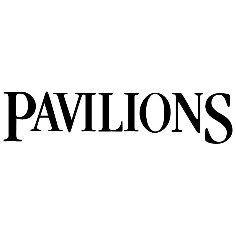 Pavilions vector