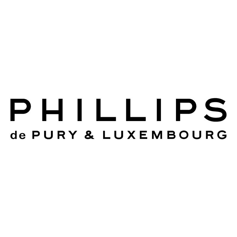 Phillips de Pury & Luxembourg vector