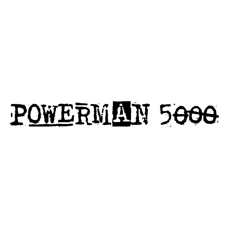 Powerman 5000 vector