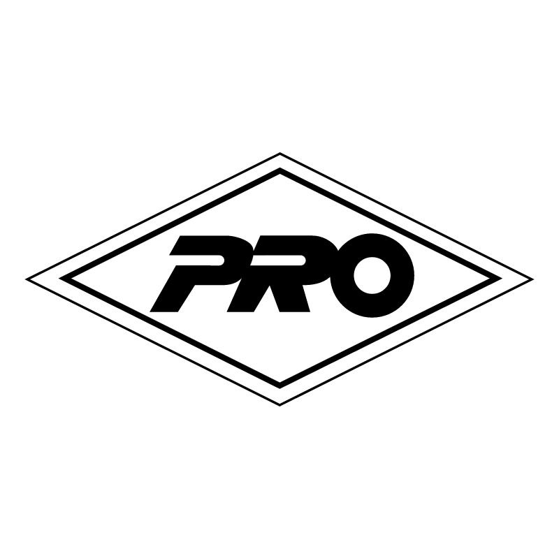 Pro vector logo