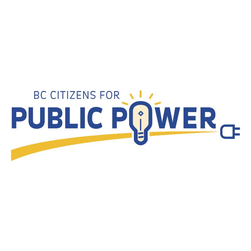 Public Power vector