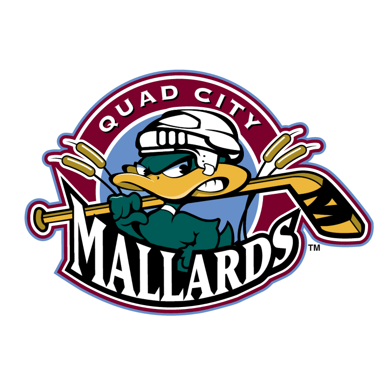 Quad City Mallards vector