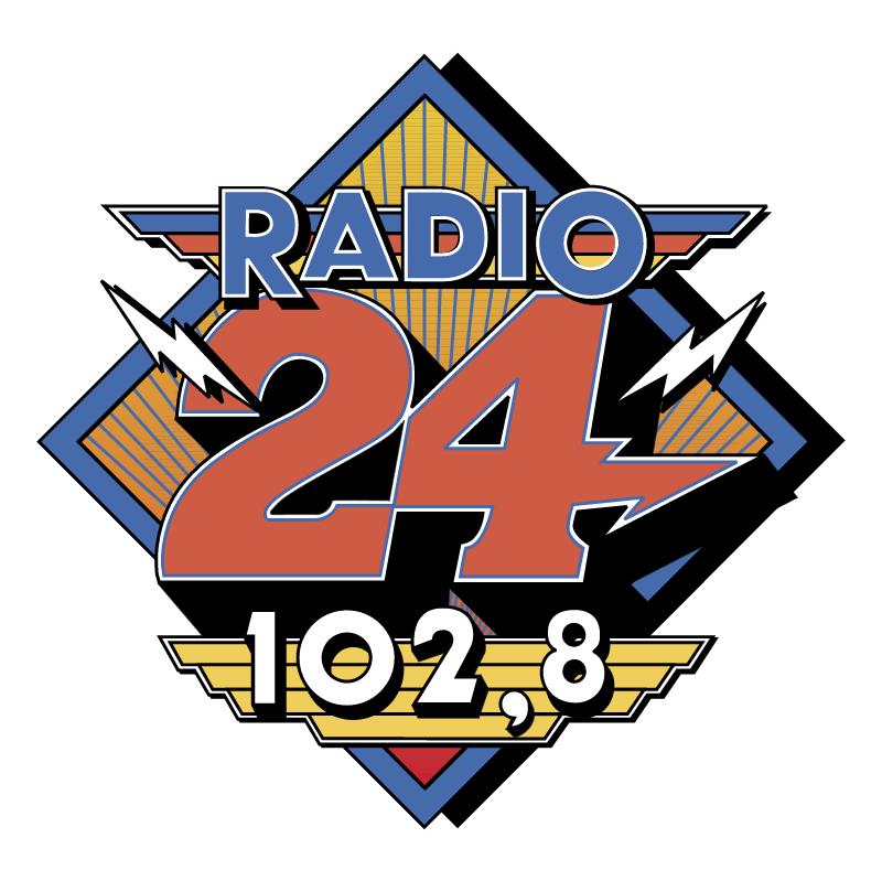 Radio 24 vector