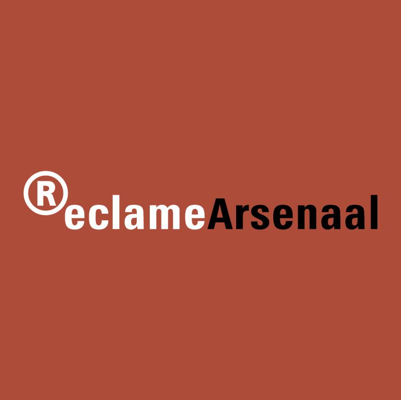 Reclame Arsenaal vector