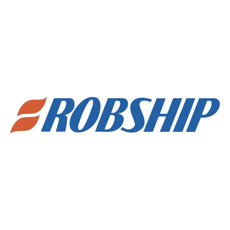 Robship vector logo