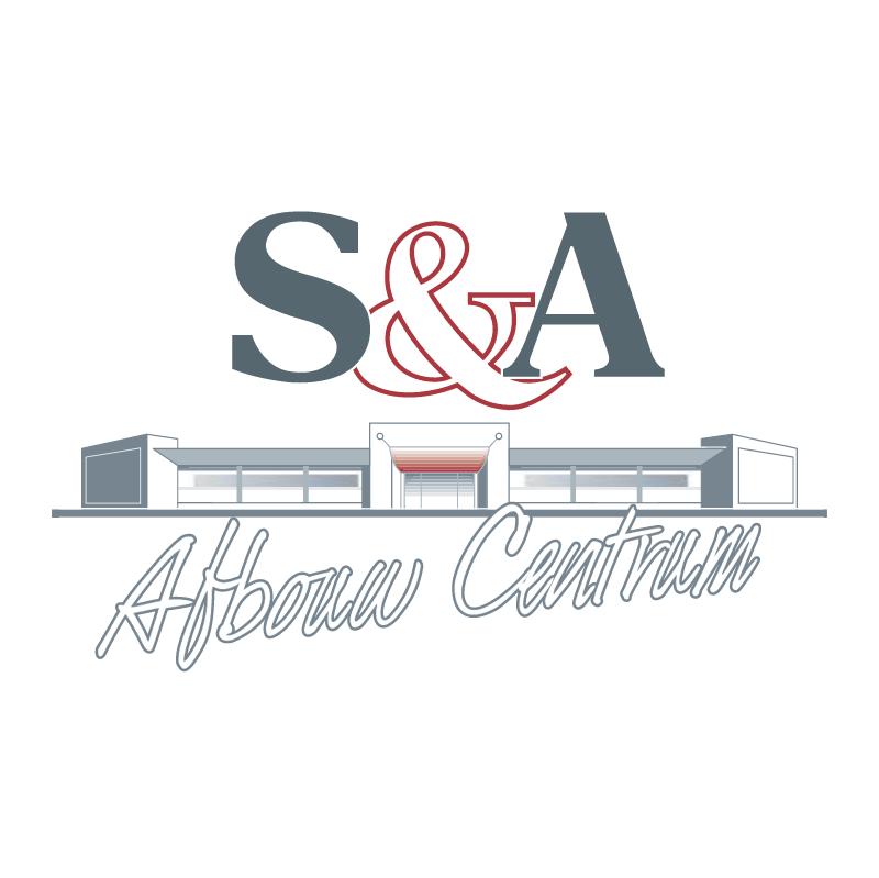 S&A Afbouw Centrum vector
