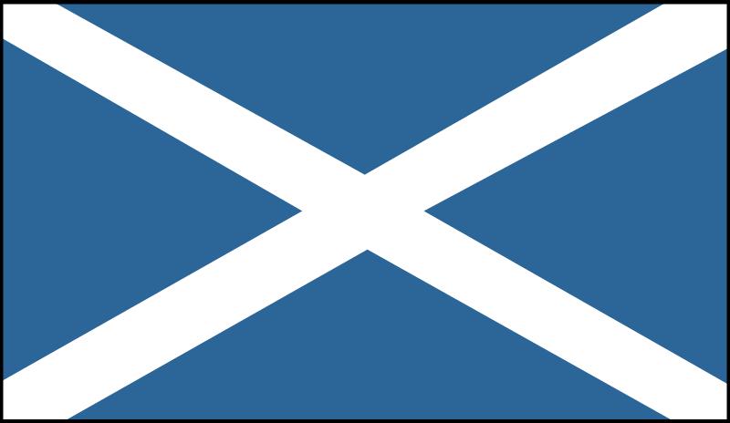 SCOTLAND vector logo