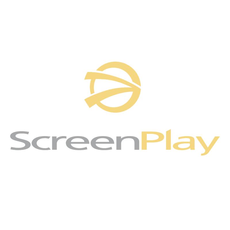 ScreenPlay vector