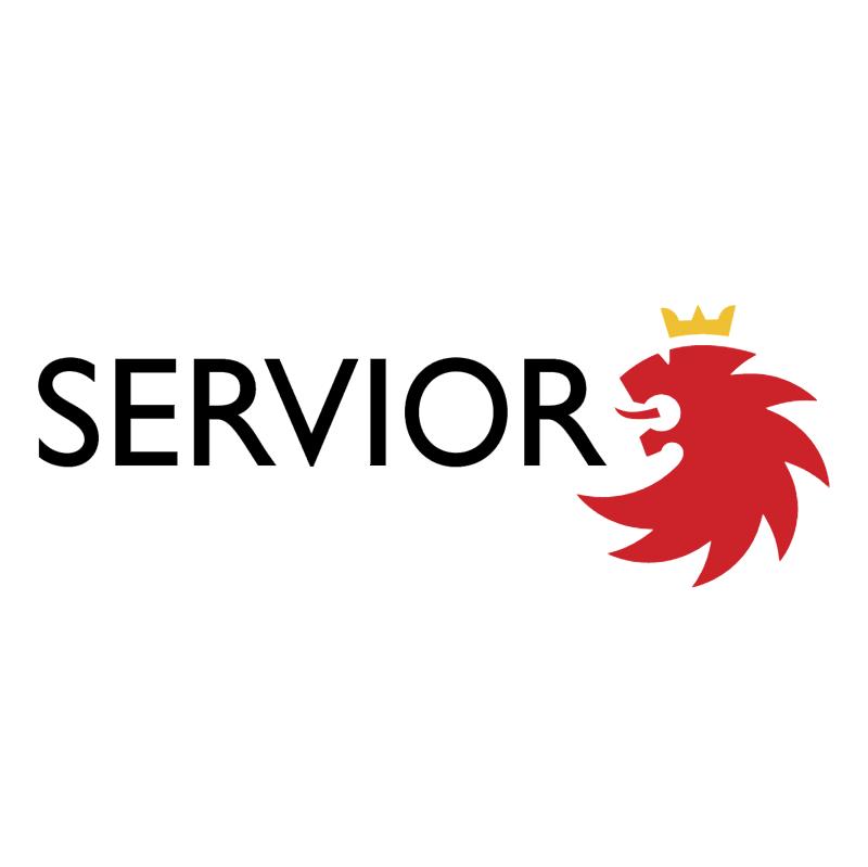 Servior vector logo