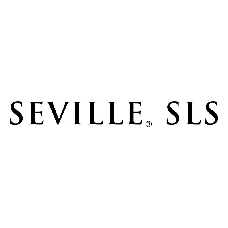 Seville SLS vector