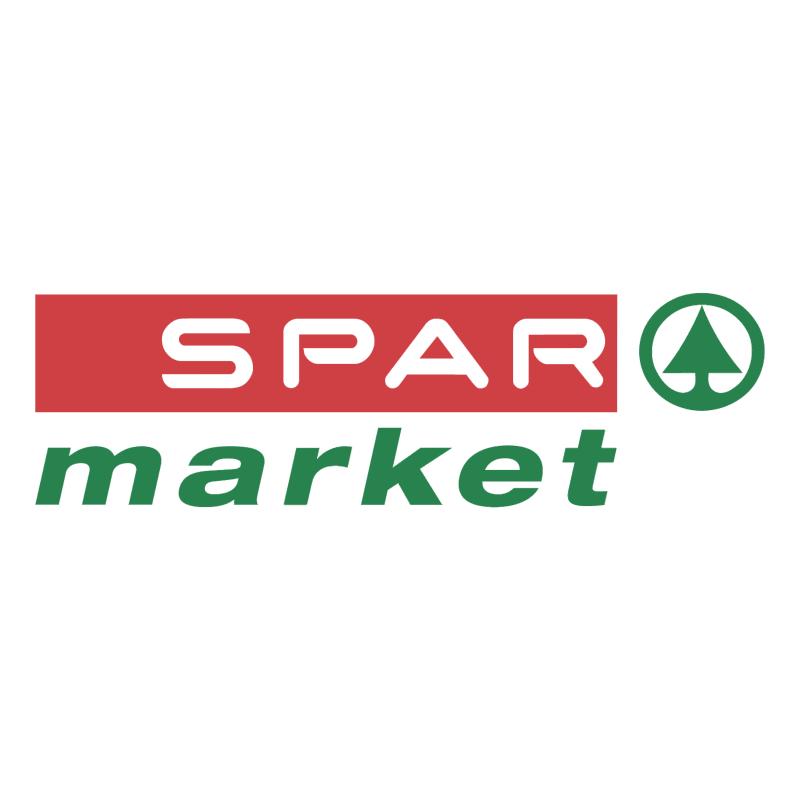 Spar Market vector