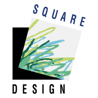 Square Design vector