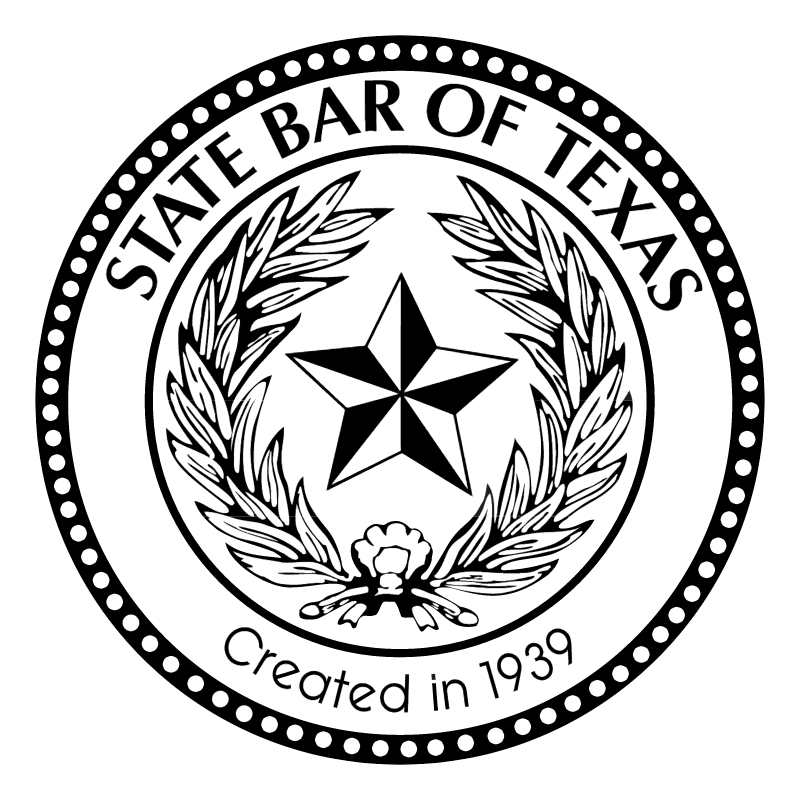 State Bar of Texas vector