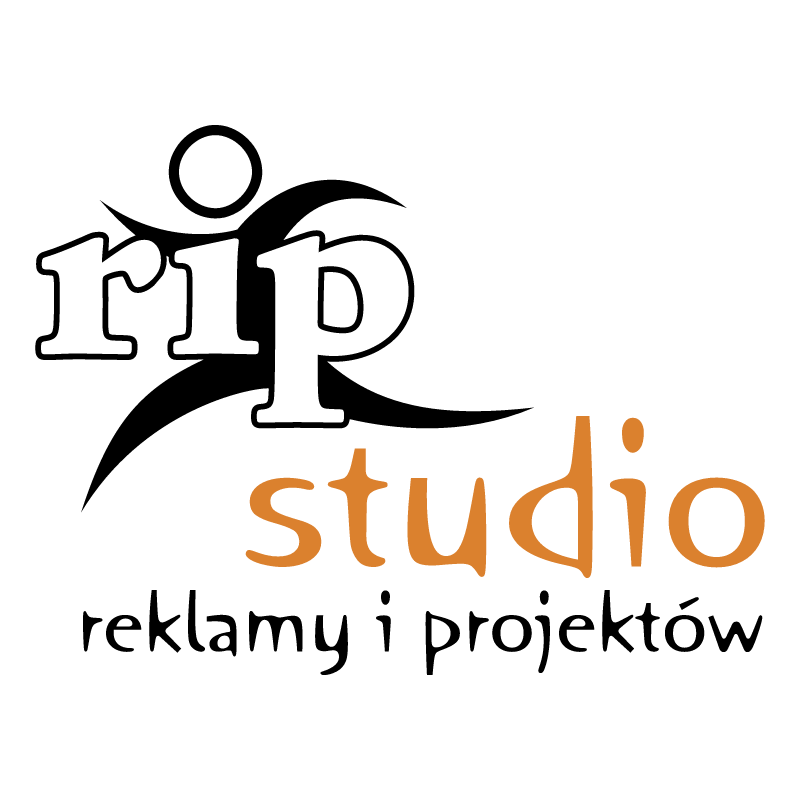 Studio Reklamy i Projektow RIP vector
