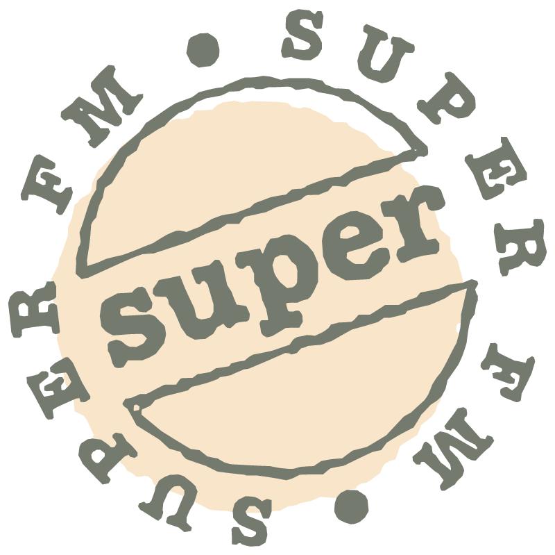 Super FM vector