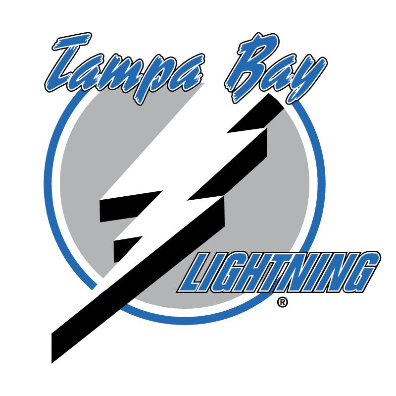 Tampa Bay Lightning vector logo