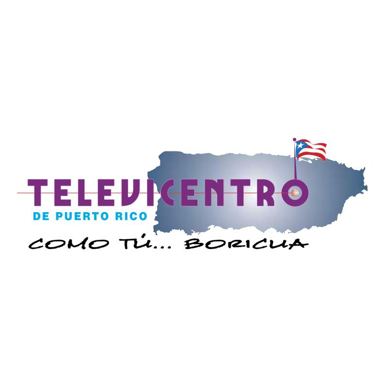 Televicentro de Puerto Rico vector logo