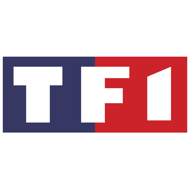 TF1 vector logo