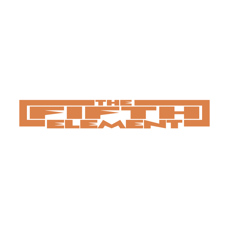 The Fifth Element vector logo