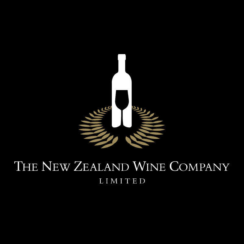 The New Zealand Wine Company vector