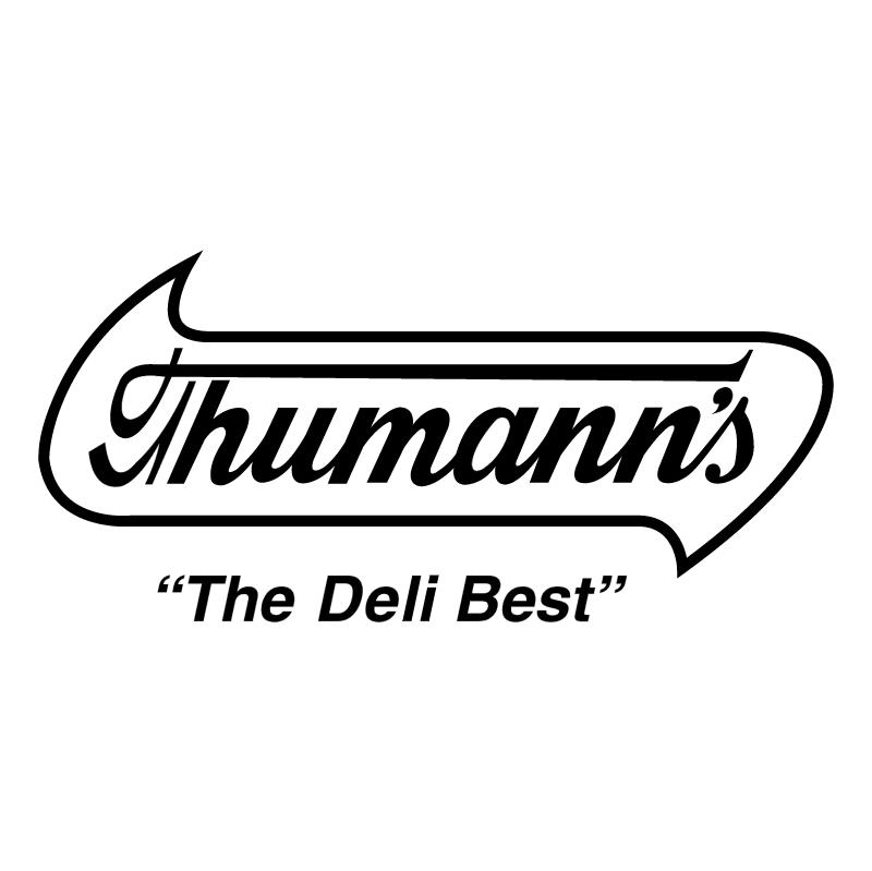 Thumann's vector