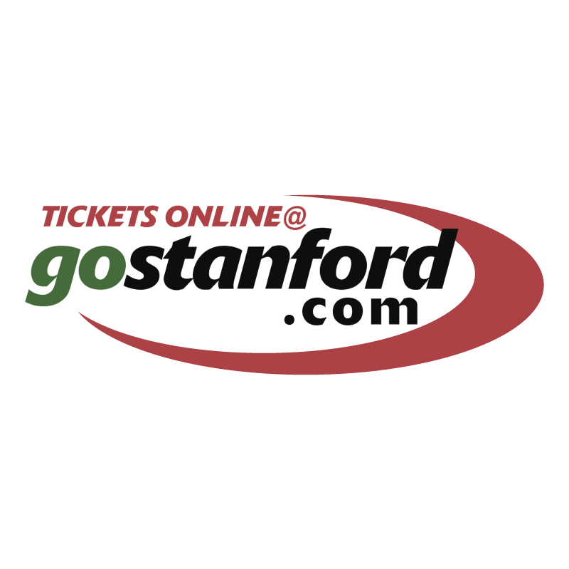 Tickets Online gostanford com vector logo