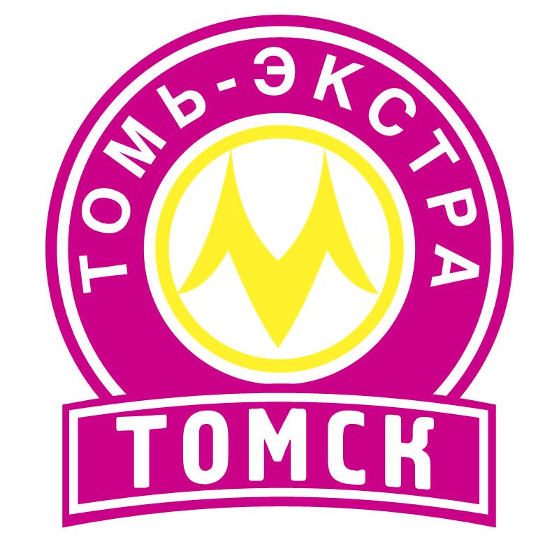 Tom Extra Tomsk vector