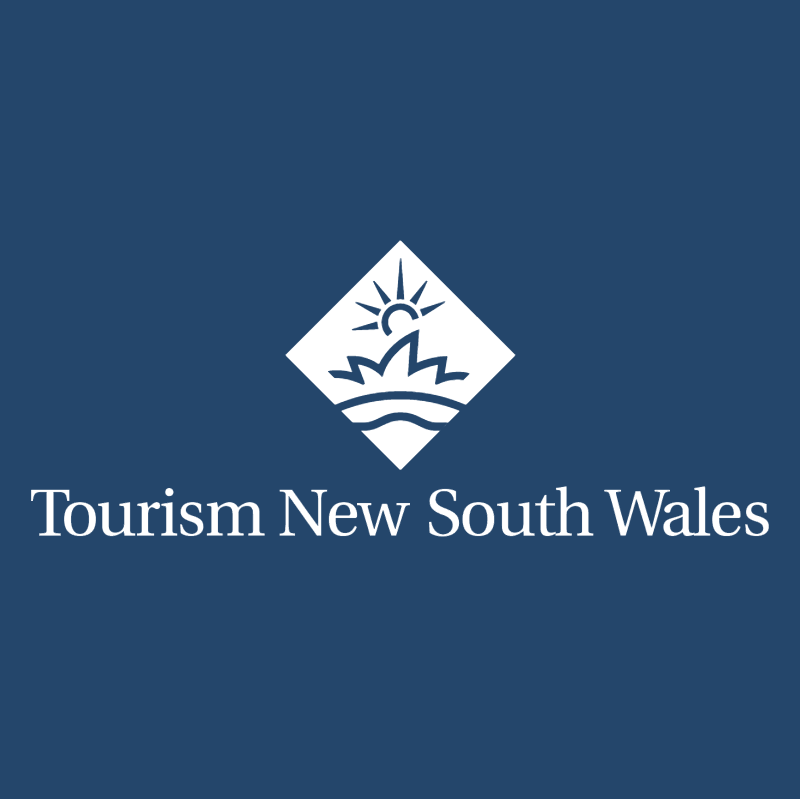 Tourism New South Wales vector