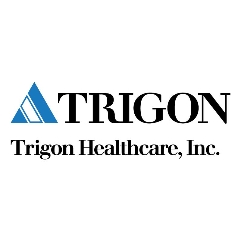 Trigon Healthcare vector logo
