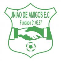 Uniao de Amigos Esporte Clube de Mostardas RS vector