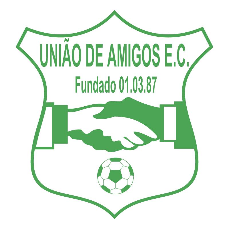Uniao de Amigos Esporte Clube de Mostardas RS vector logo