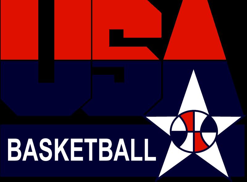 USA Basketball vector