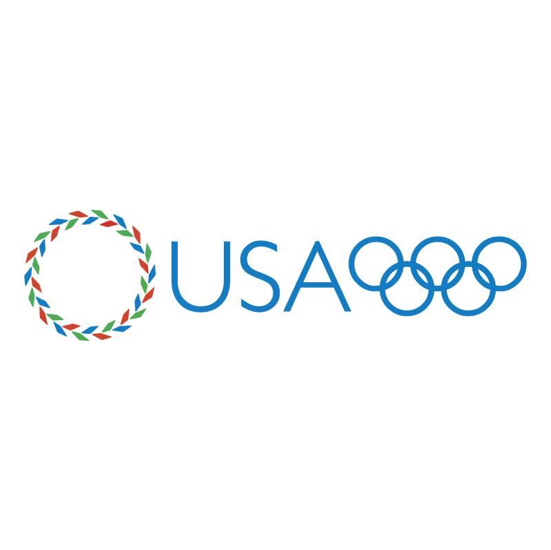 USA Olympic Team 2004 vector