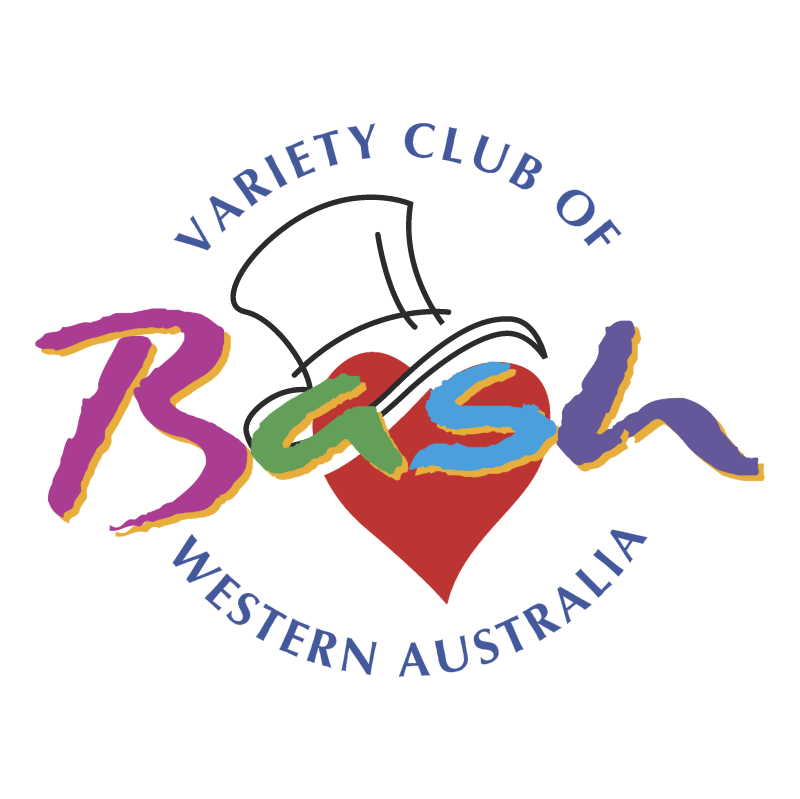 Variety Club of Bash vector logo