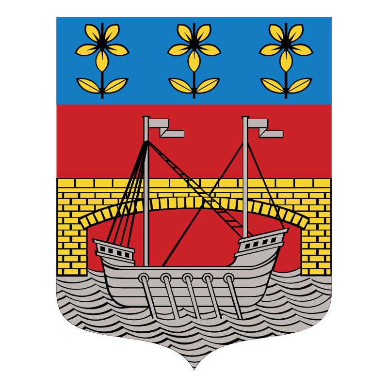Ville Neuilly vector logo