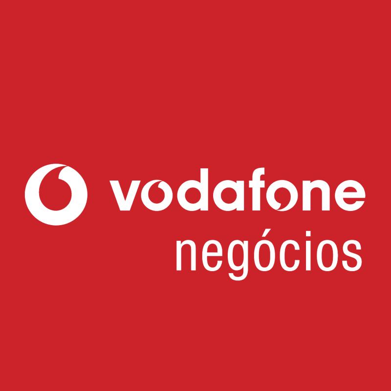 Vodafone negocios vector