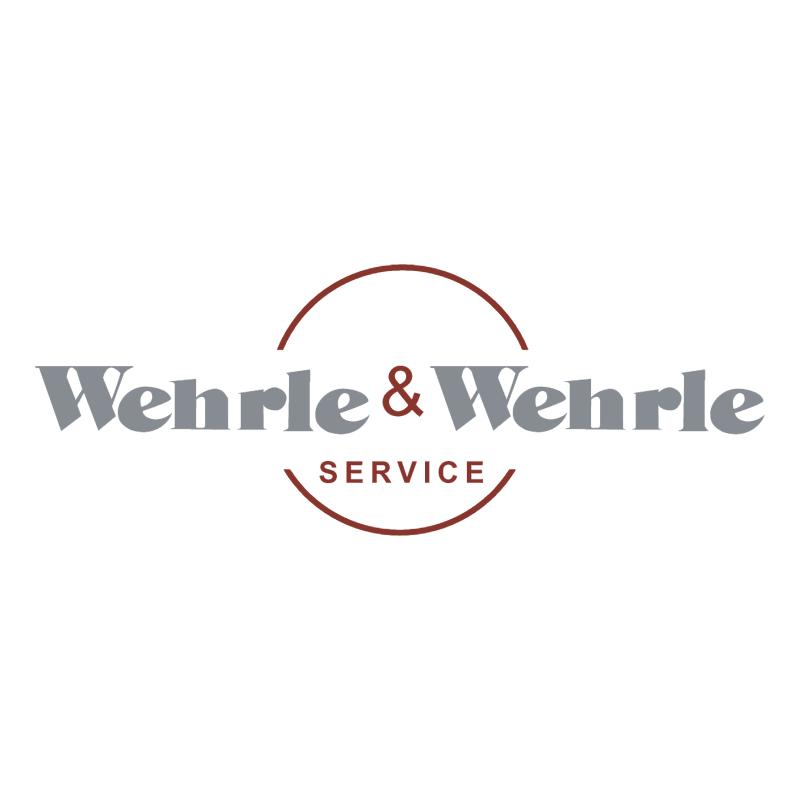 Wehrle Service vector logo