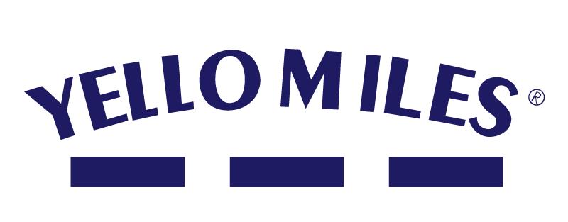 Yello Miles vector logo
