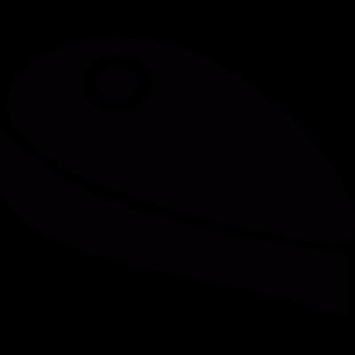 Meat steak vector logo