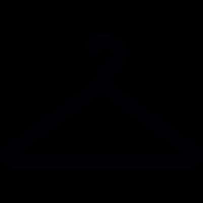 Shirt Hanger vector logo