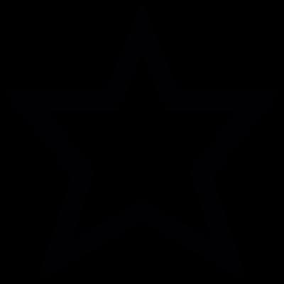 Sharp star vector logo
