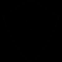 Shield user, IOS 7 interface symbol vector