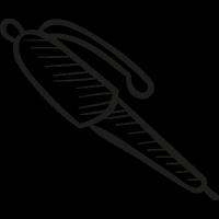 Pen for Signature vector