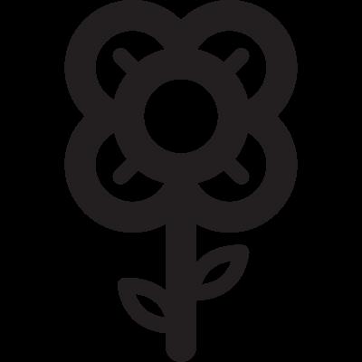 In Bloom vector logo