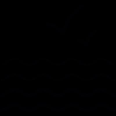 Sea vector logo