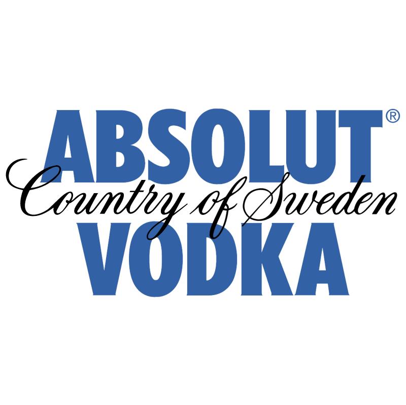Absolut Vodka 515 vector