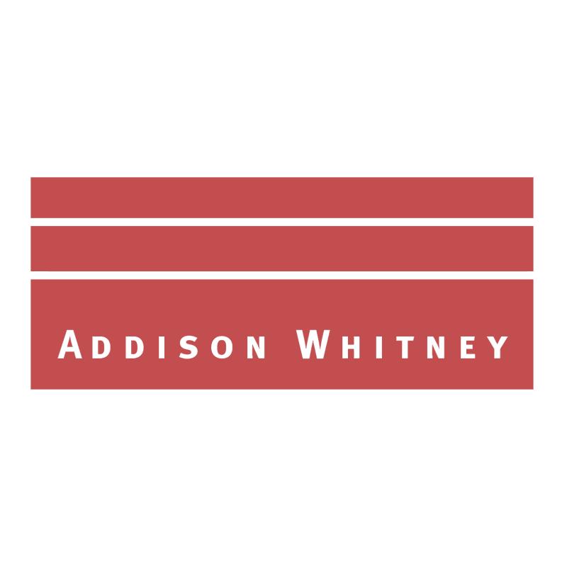 Addison Whitney vector