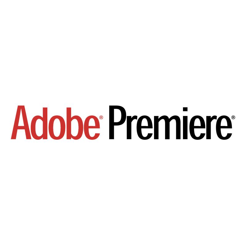 Adobe Premiere vector
