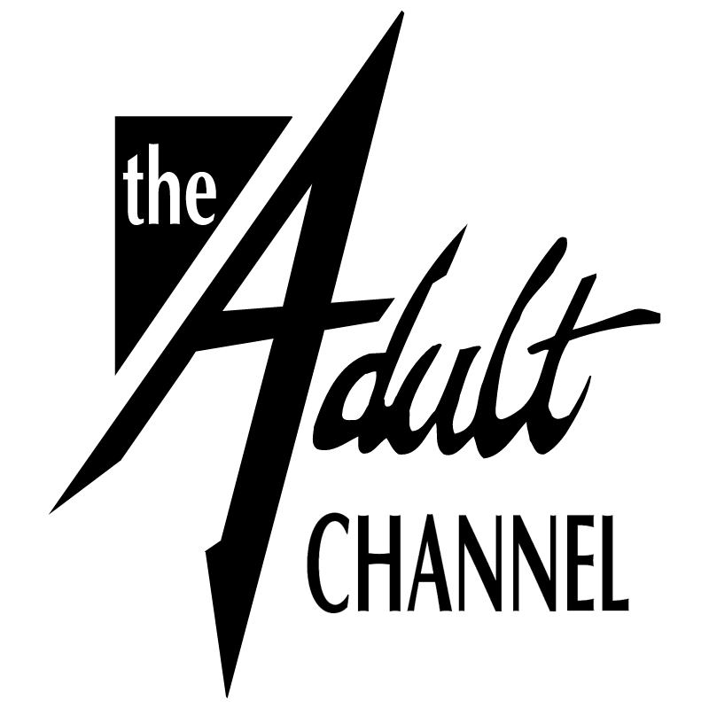 Adult Channel vector
